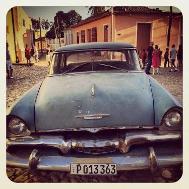 Kuba: Auto Nummer 8, Mietwagen Kuba