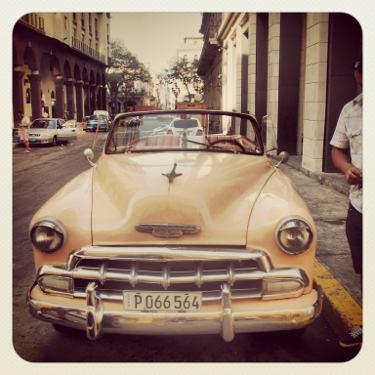 Kuba: Auto Nummer 7, Mietwagen Kuba