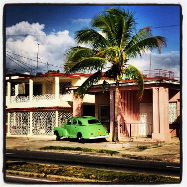 Kuba: Auto Nummer 20, Mietwagen Kuba