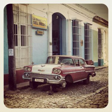 Kuba: Auto Nummer 4, Mietwagen Kuba
