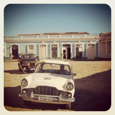 Kuba: Auto Nummer 3, Mietwagen Kuba