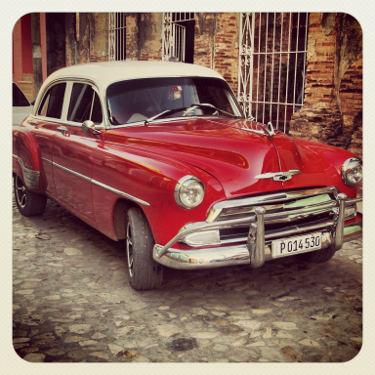 Kuba: Auto Nummer 2, Mietwagen Kuba