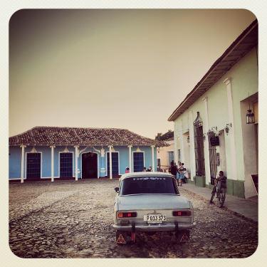 Kuba: Auto Nummer 6, Mietwagen Kuba