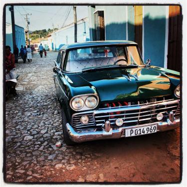 Kuba: Auto Nummer 1, Mietwagen Kuba