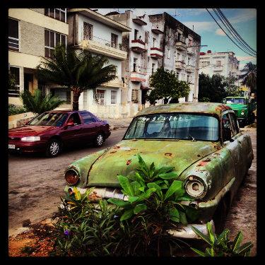 Kuba: Auto Nummer 11, Mietwagen Kuba