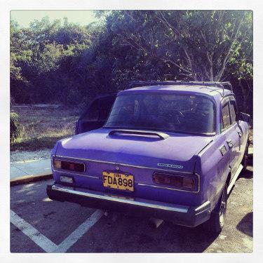 Kuba: Auto Nummer 21, Mietwagen Kuba