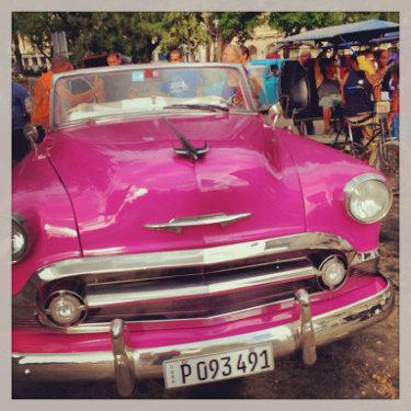 Kuba: Auto Nummer 9, Mietwagen Kuba