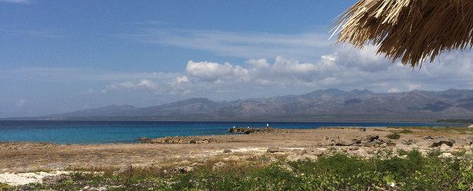 Playa La Batea bei La Boca