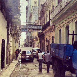 La Fayette auf Kubanisch