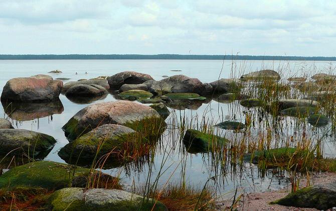 Ostsee in Estland