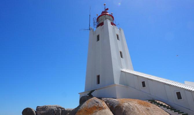 Lighthouse Cape Columbine