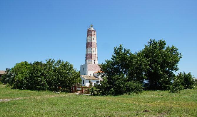 Leuchtturm von Schabla
