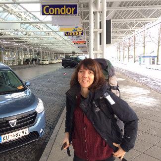Madlen am Flughafen München