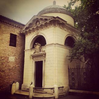 Mausoleum Dante