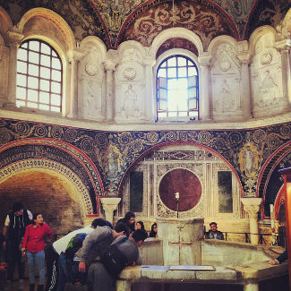 Neonisches Baptisterium