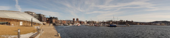 Oslo Tjuvholmen