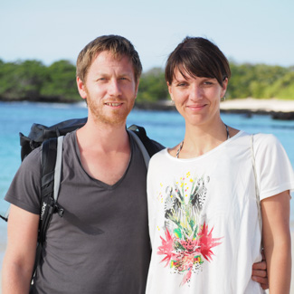 Ankunft auf Galapagos