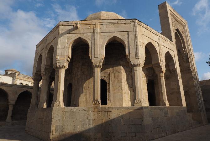 Palast der Scharwanschahs