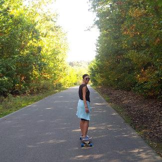 Radweg um den Geierswalder See