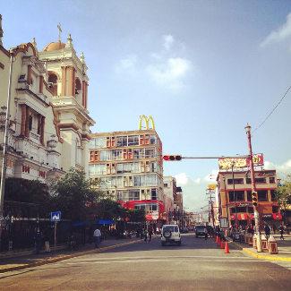 Zentrum San Pedro Sula