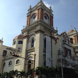 Kirche im Zentrum von San Pedro Sula