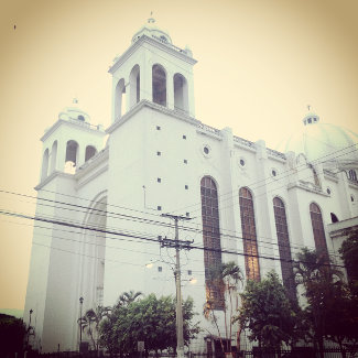 San Salvadors Kathedrale