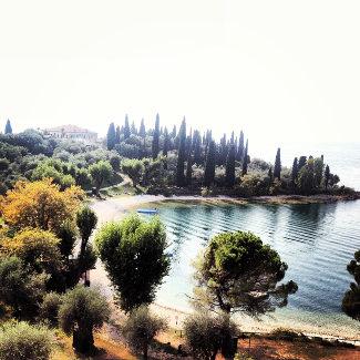 Bucht vor Garda