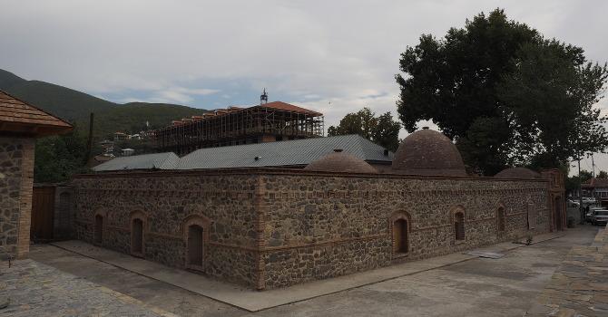 Hamam in Sheki