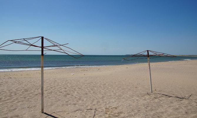 Strand von Durankulak