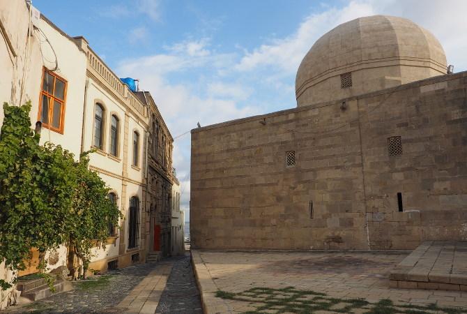 In der Altstadt Bakus