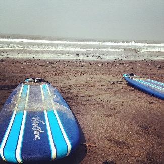 Mein Surfbrett