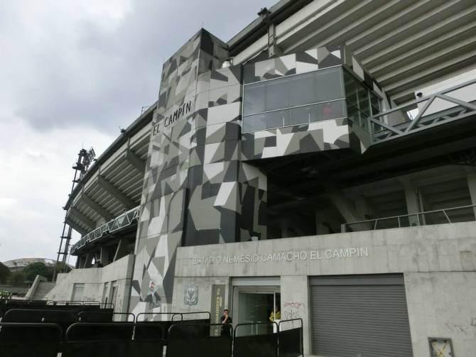 """Estadio Nemesio Camacho """"El Campín"""", Bogotá"""