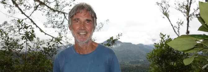 Peter in Costa Rica