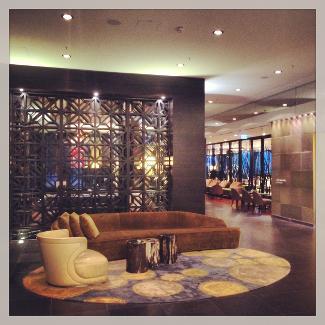 Hyatt Duesseldorf Lounge