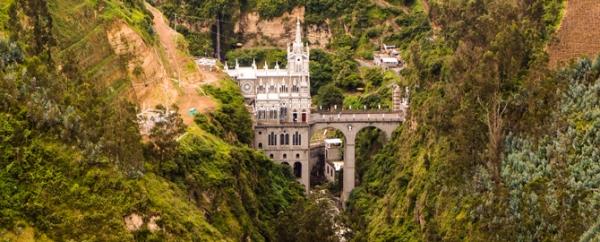Las Lajas, Kolumbien
