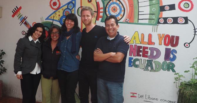 Unser persönliches Lehrerteam in der Sprachschule Simon Bolivar