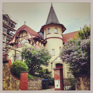 So lebt es sich in einer Eisenacher Villa