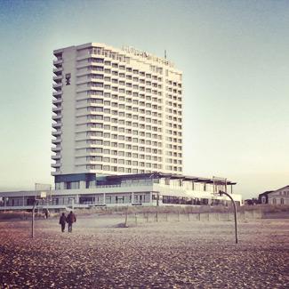 Das legendäre Hotel Neptun
