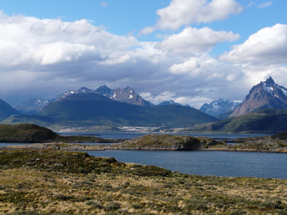 Ushuaia Beagle Kanal