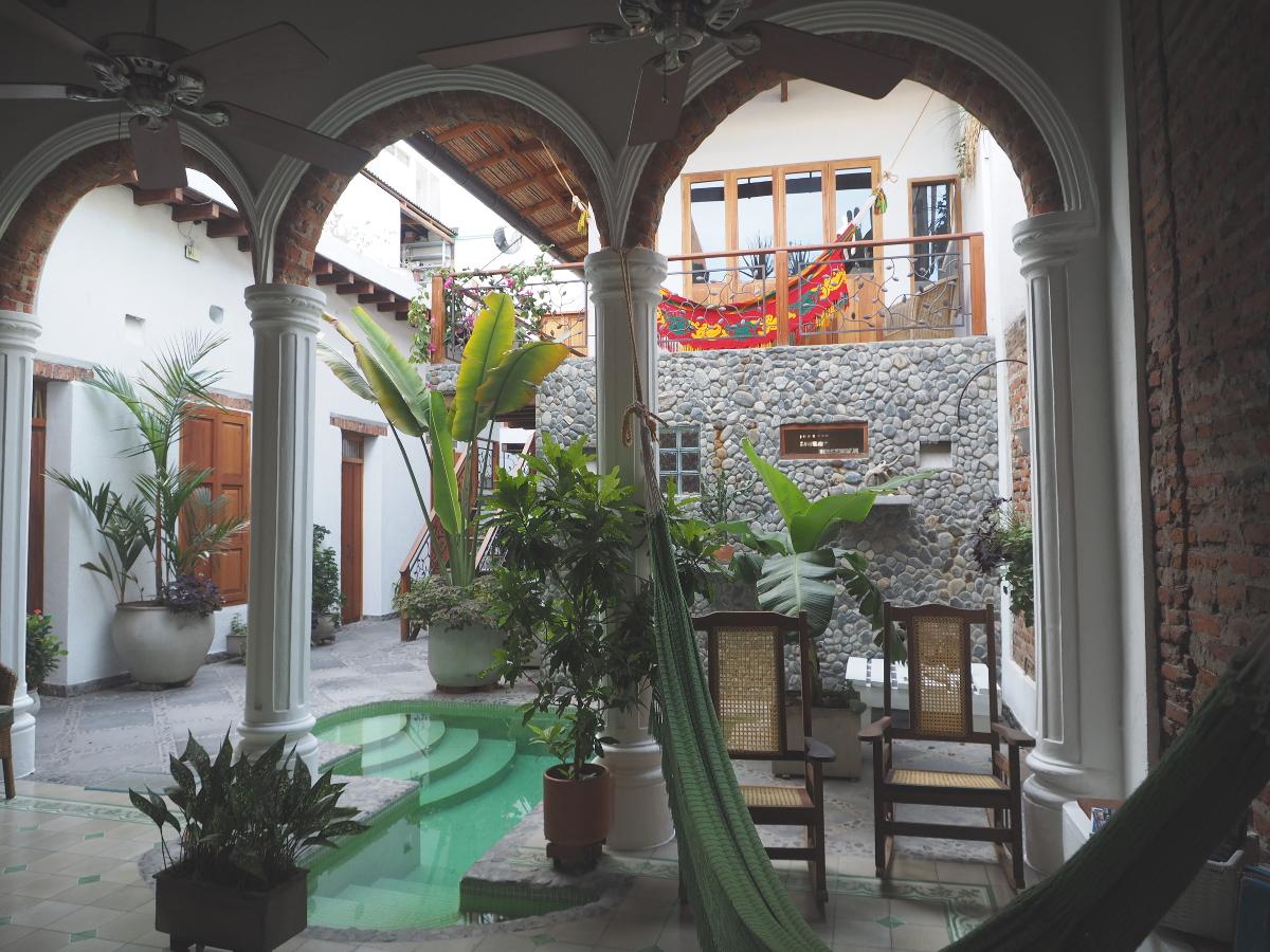 Casa Verde in Santa Marta