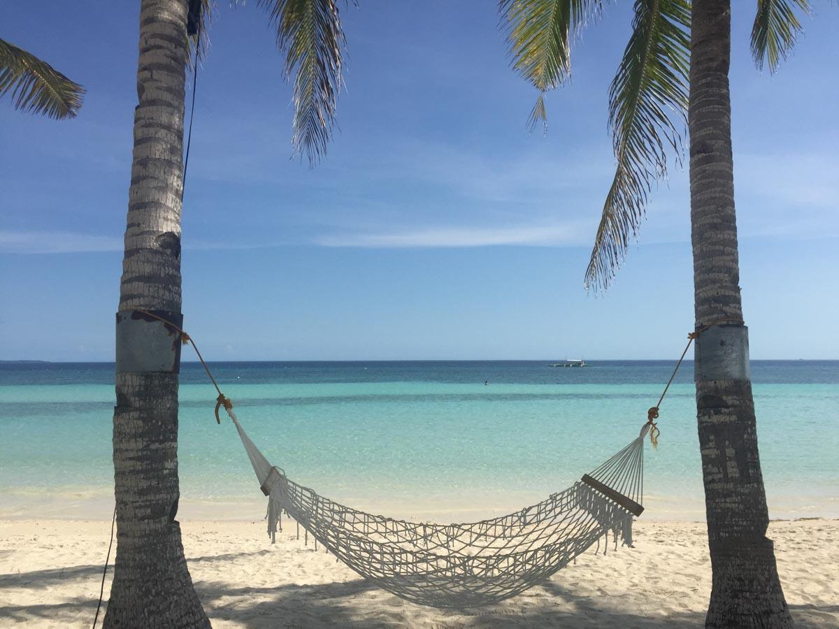 Dumaluan Beach, Philippinen Urlaub