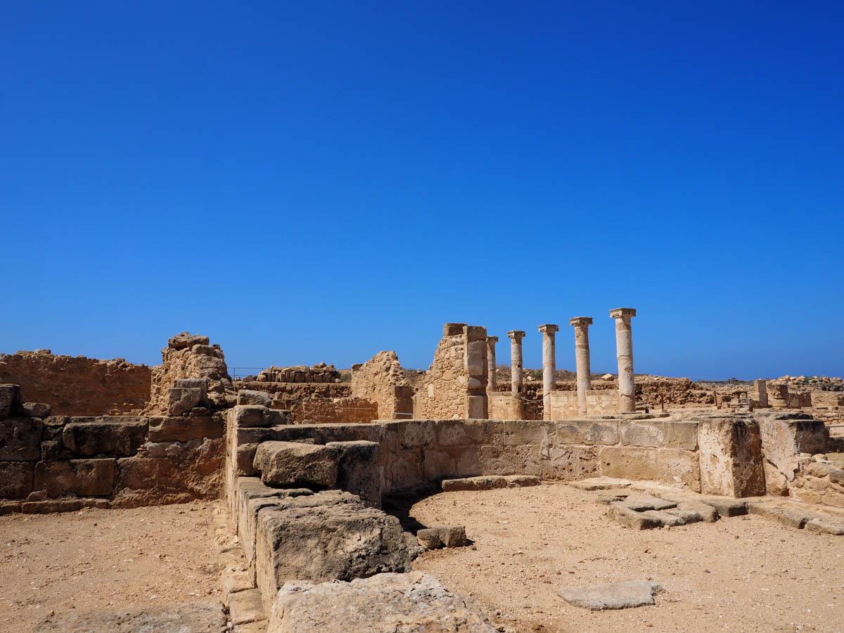 Paphos Archäologischer Park