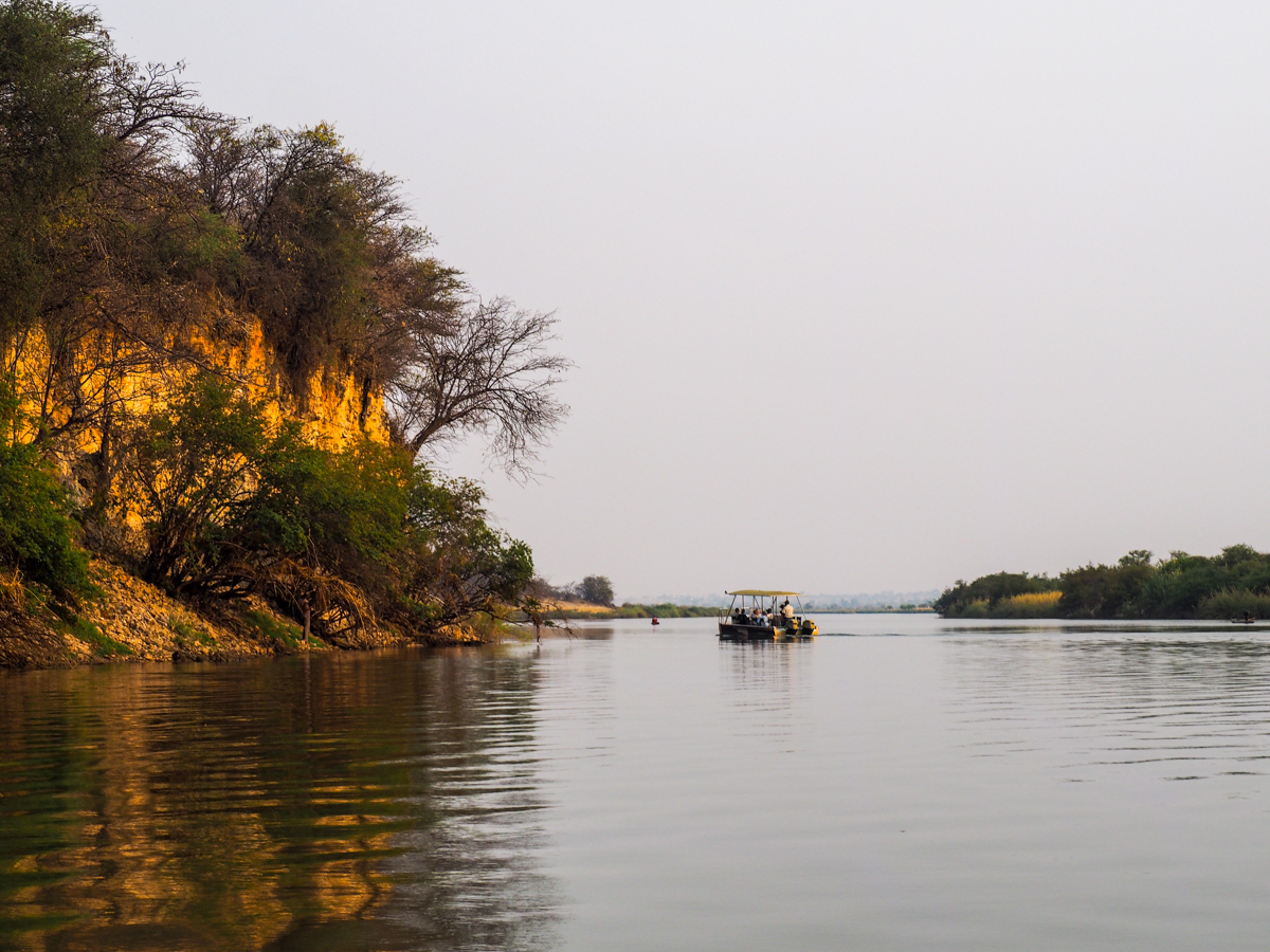 Angola, Grenze