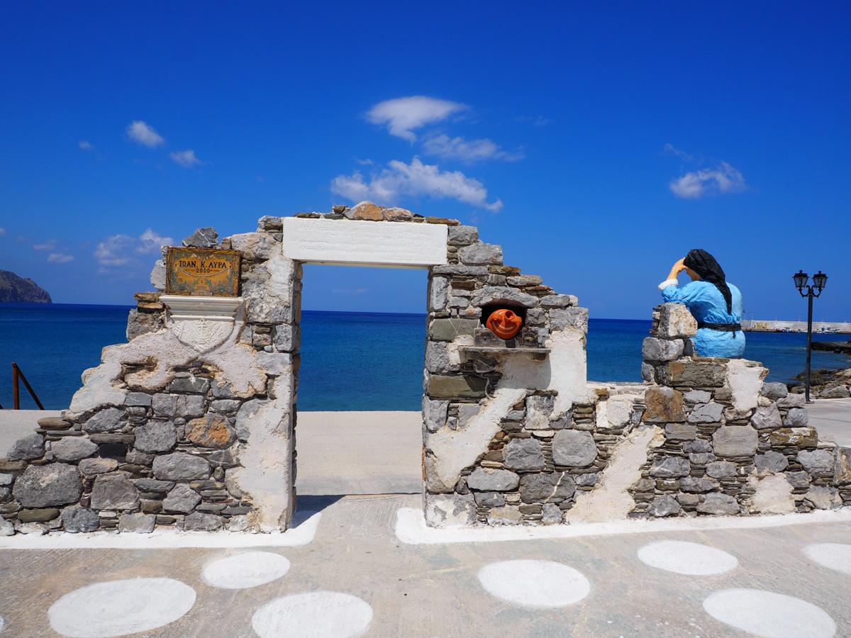 Karpathos, Griechenland, Germania