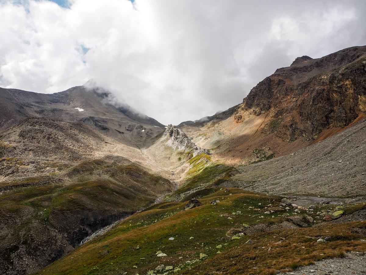 Kesch-Trek, Graubünden