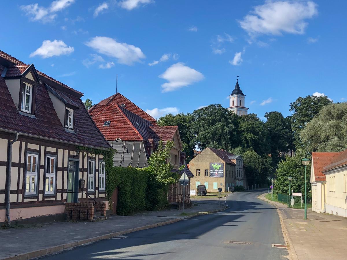 Uckermark, Boitzenburg