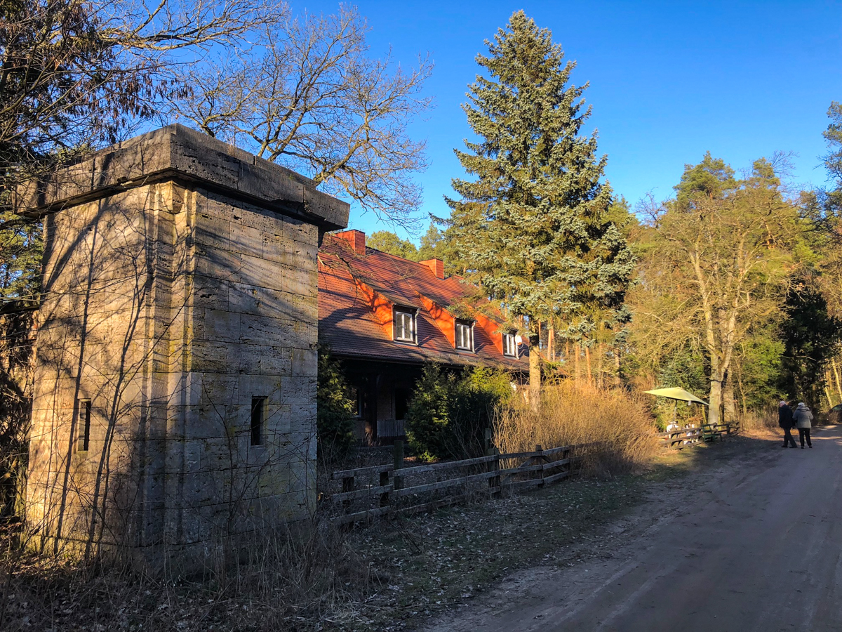 Uckermark, Carinhall Rundweg