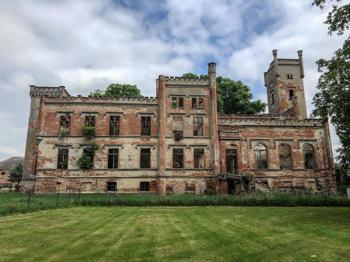Uckermark, Hohenlandin