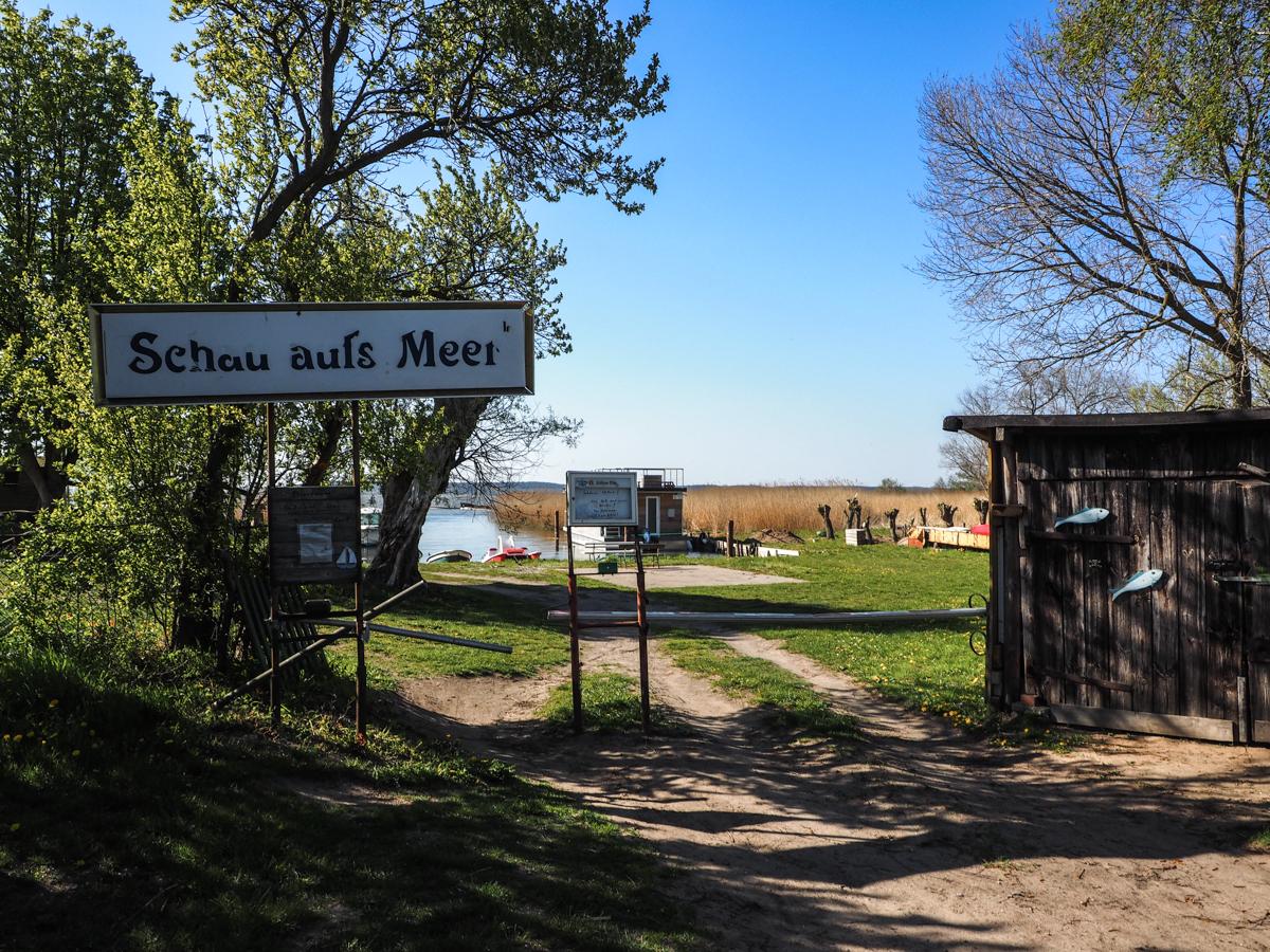 Usedom, Lieper Winkel
