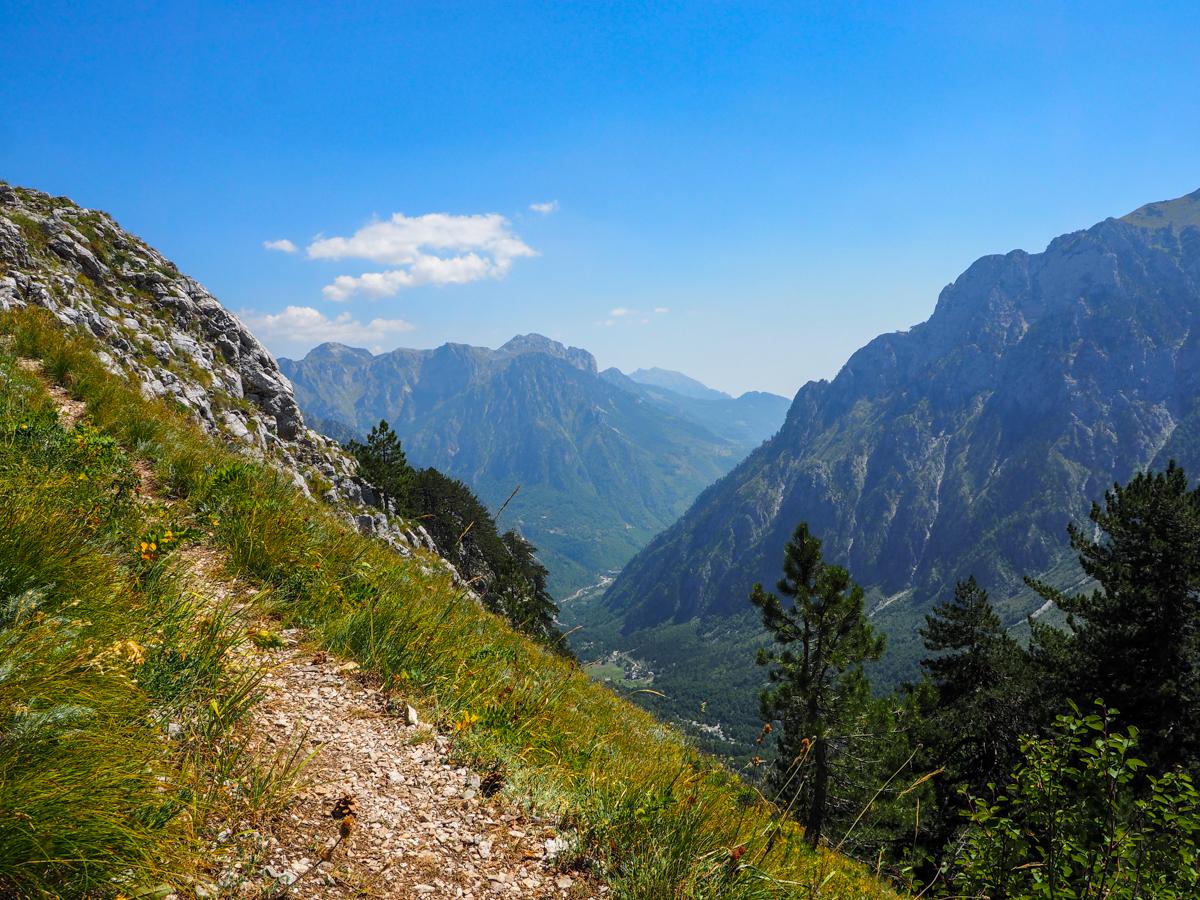 Albanische Alpen, Valbona